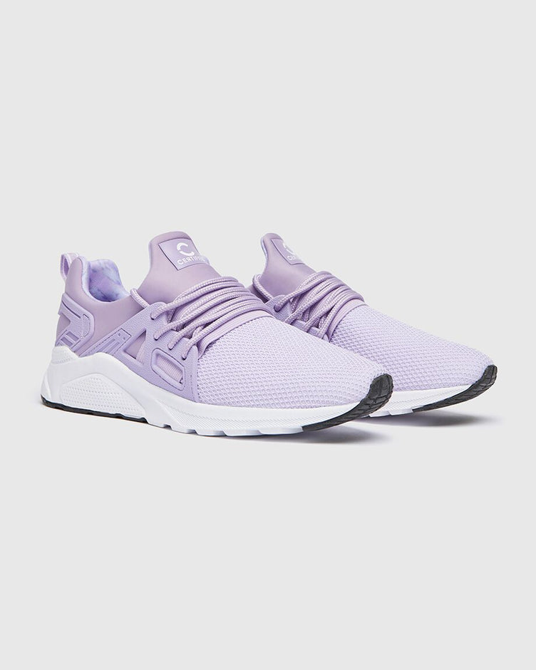 CT8000 Ladies Lilac & White Runner