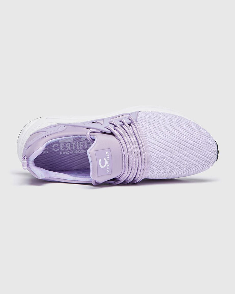 CT 8000 Womens Trainer Lilac-White