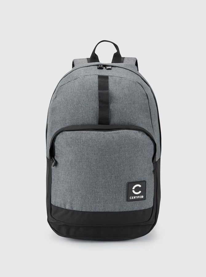 Octave Backpack Charcoal