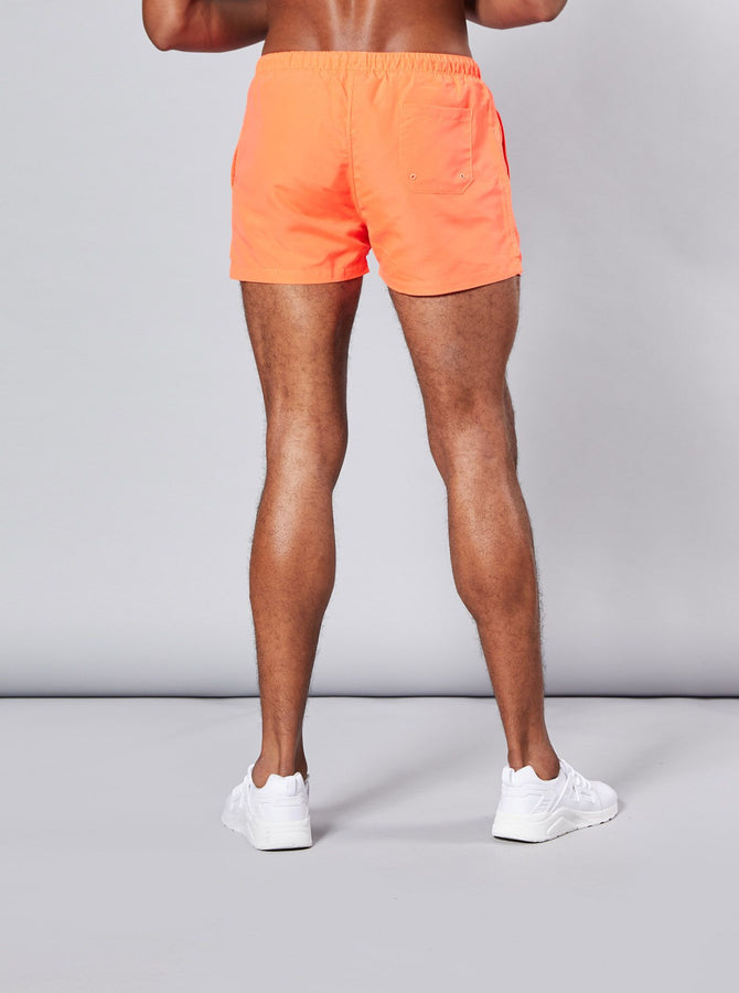 Ritto Mens Swim Shorts Coral