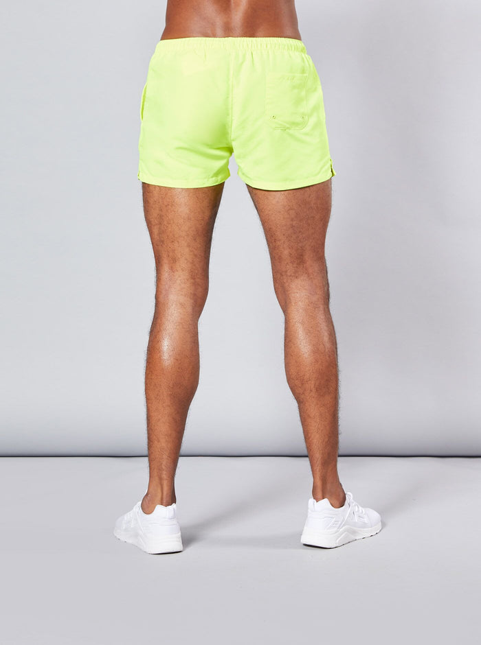 Ritto Short Yellow