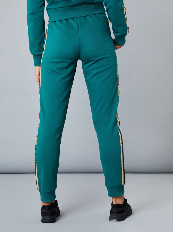 Suita Womens Jog Pant Dark Green