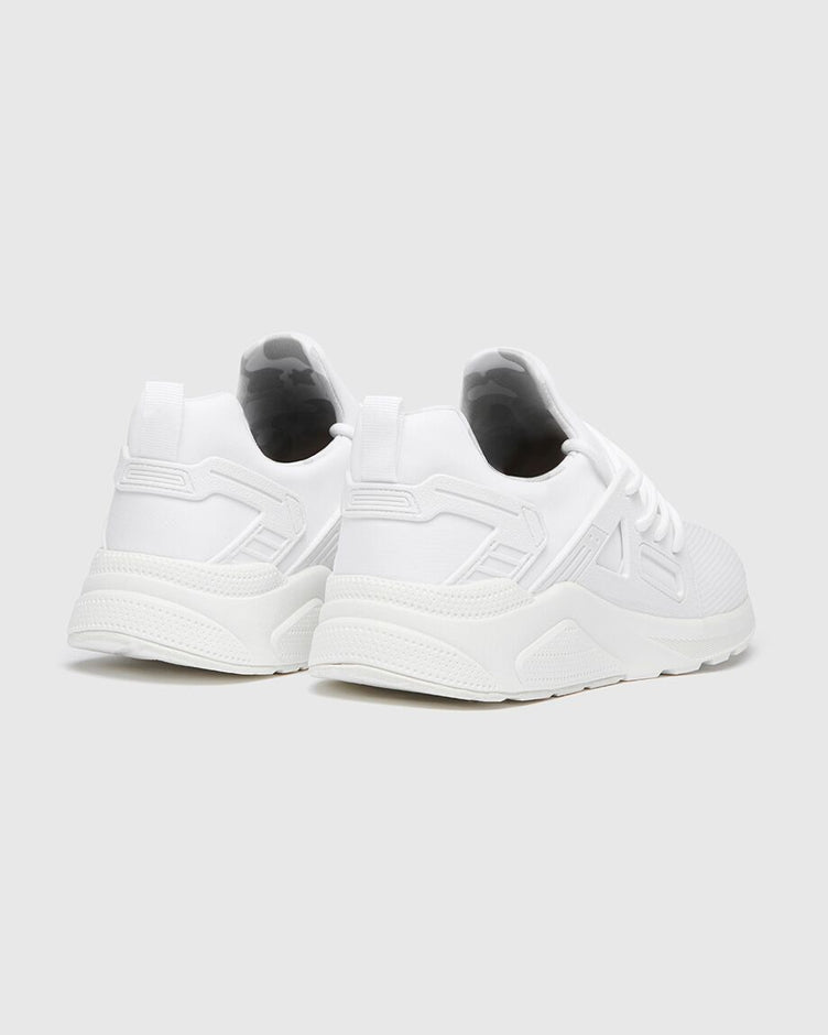CT 8000 Mens Trainer White