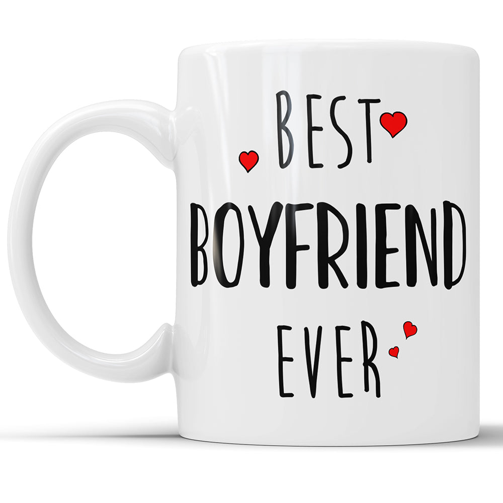Best Boyfriend Ever Coffee Mug