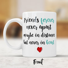 Customizable Long Distance Relationship Mug
