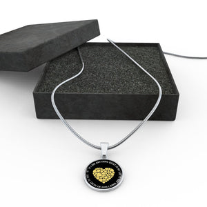 If I Did Anything Right in My Life - Cute Luxury Necklace