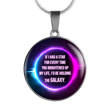 You Are My Star - Galaxy Luxury Necklace