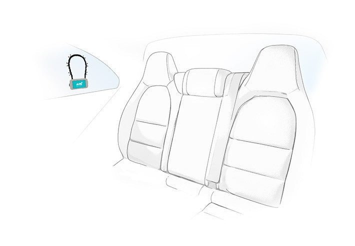 AirRevival Air Purifier: For the Car