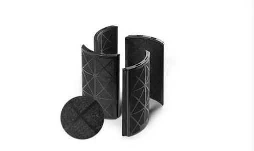 LIFAair LA31 Anticarbon Replacement Filter Screen (4 pcs)