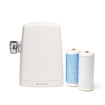 Aquasana AQ-4000-DVPI Claryum Countertop Water Filter