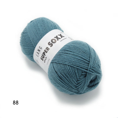Lang Yarns - Super Soxx 6ply