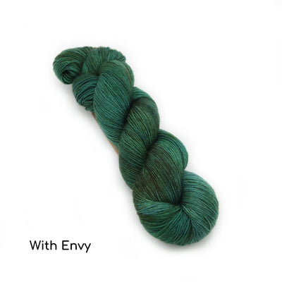 Wool Me Once Fibers - BFL Sock