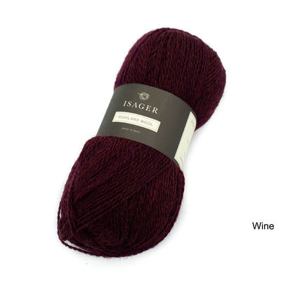 Isager - Highland Wool
