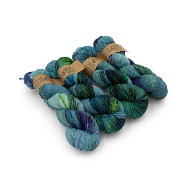 Primrose Yarn Co. - Luscious Sock