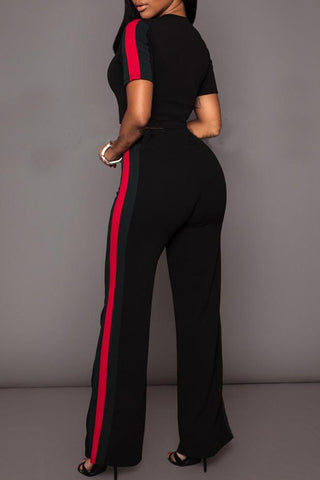 Modishshe Short Sleeved Two-piece Set