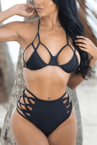 Modishshe Sexy Two-piece Swimsuit