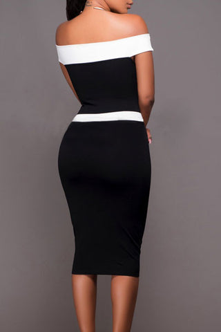 Modishshe Stylish Women Bodycon Sexy Dress