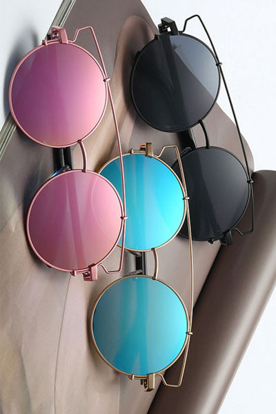 Modishshe Fashion Framed Sun Glasses