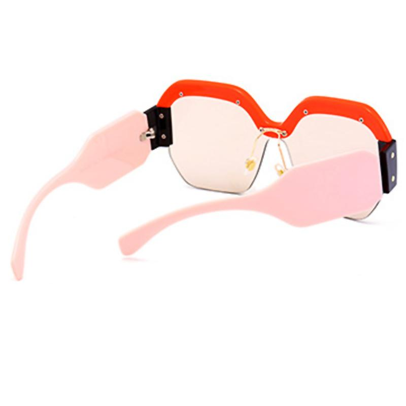 Modishshe Fashion Big Lens Sun Glasses