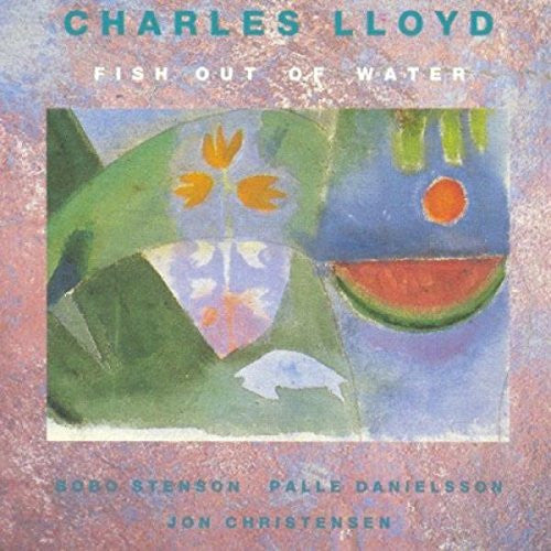 Charles Lloyd FISH OUT OF WATER LP Vinyl NEW