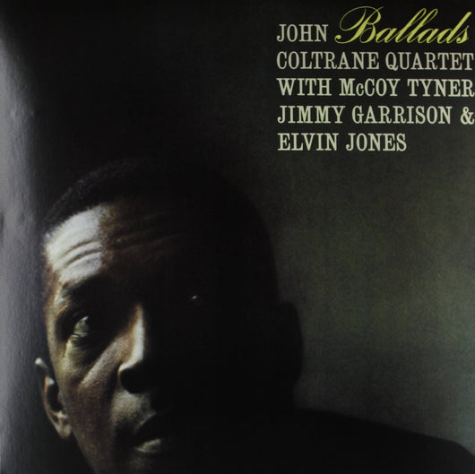 JOHN COLTRANE BALLADS 2002 LP VINYL 33RPM NEW