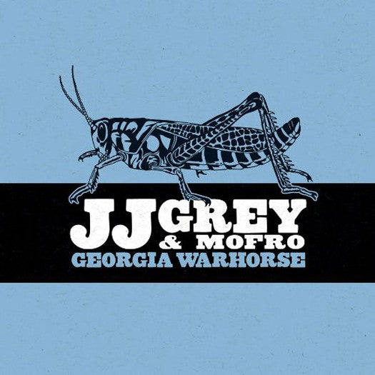 JJ & MOFRO GREY GEORGIA WARHORSE LP VINYL NEW (US) 33RPM