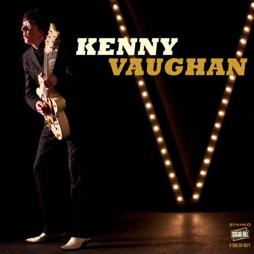 KENNY VAUGHAN V LP VINYL NEW (US) 33RPM
