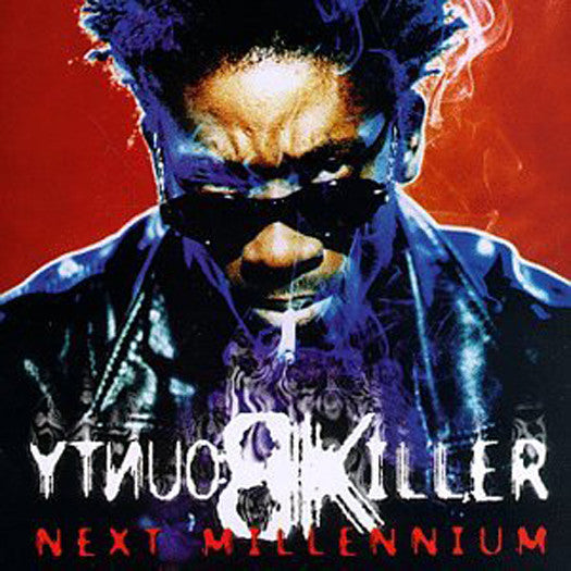 BOUNTY KILLER NEXT MILLENNIUM LP VINYL NEW (US) 33RPM