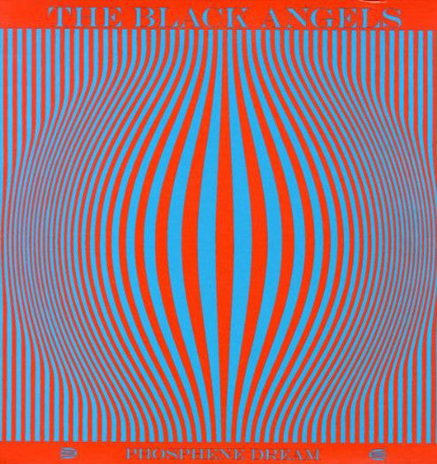 BLACK ANGELS PHOSPHENE DREAM LP VINYL NEW 33RPM 2010