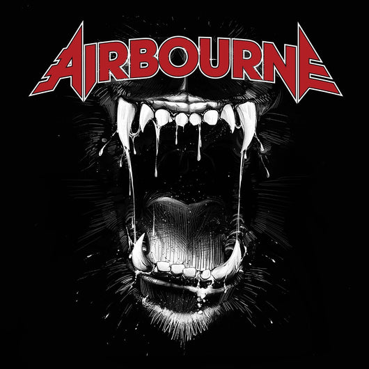 AIRBOURNE BLACK DOG BARKING LP VINYL NEW 2013 33RPM
