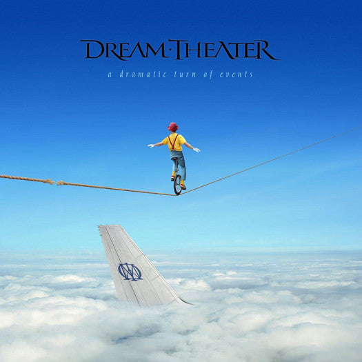 DREAM THEATER DRAMATIC TURN OF EVENTS LP VINYL NEW (US) 33RPM