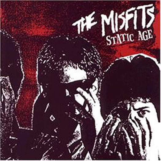 MISFITS Static Age VINYL LP NEW 2017
