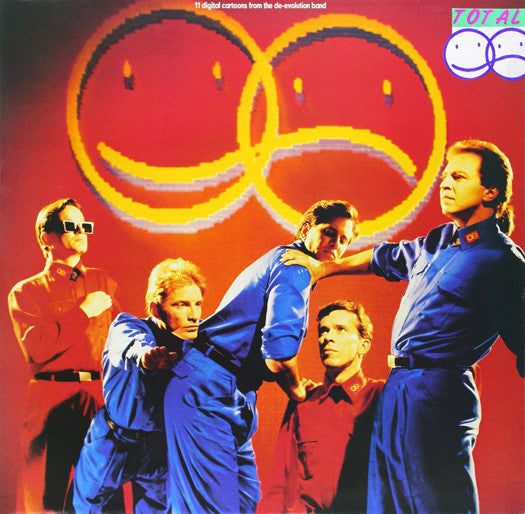DEVO TOTAL DEVO LP VINYL NEW (US) 33RPM