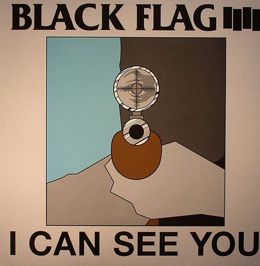 BLACK FLAG I CAN SEE YOU LP VINYL NEW (US) 33RPM