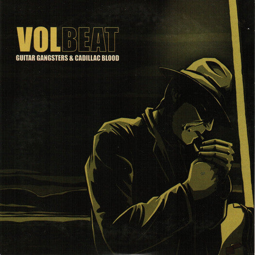VOLBEAT GUITAR GANGSTERS & CADILLAC BLOOD LP VINYL NEW (US) 33RPM