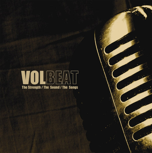 Volbeat The Strength The Sound The Songs LP Vinyl New 2012