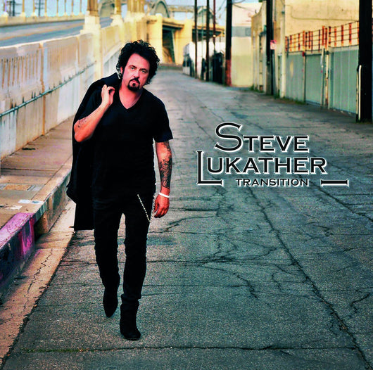 STEVE LUKATHER TRANSITION LP VINYL 33RPM NEW