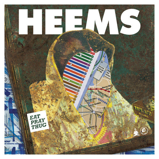 HEEMS EAT PRAY THUG LP VINYL NEW 2015 33RPM
