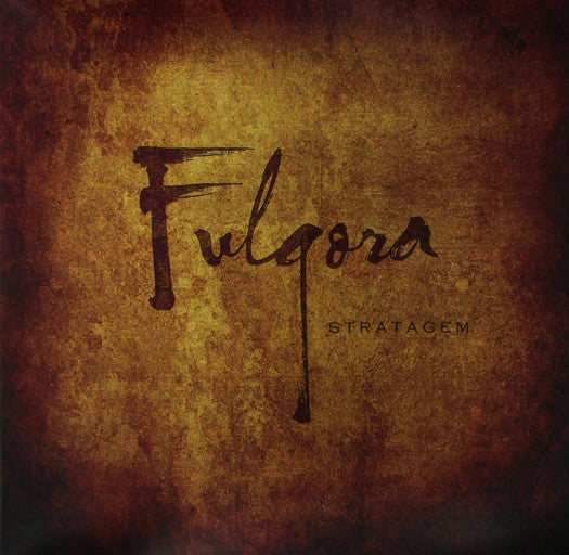 FULGORA STRATAGEM LP VINYL NEW (US) 33RPM