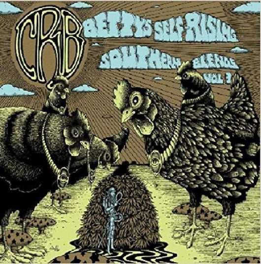 CRB Betty's Self-Rising Southern Blends Vol. 3 LP Vinyl NEW 2017