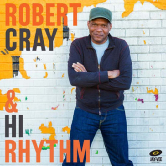 ROBERT CRAY & High Rhythm LP  Vinyl NEW 2017