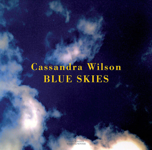 CASSANDRA WILSON BLUE SKIES LP VINYL NEW (US) 33RPM