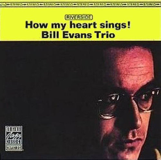 BILL EVANS HOW MY HEART SINGS LP VINYL NEW (US) 33RPM