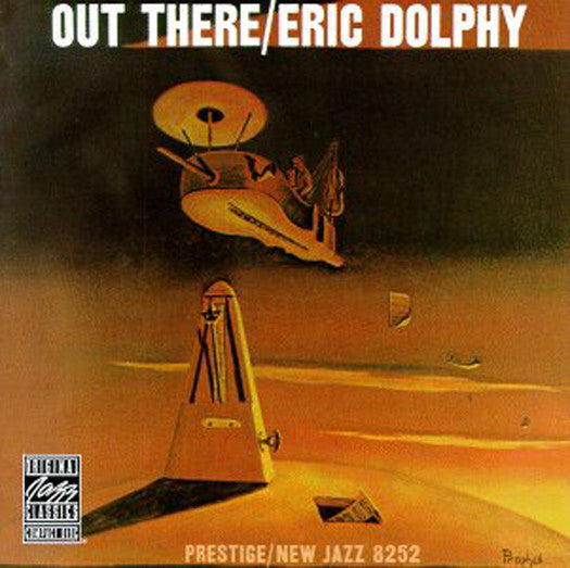ERIC DOLPHY OUT THERE LP VINYL NEW (US) 33RPM