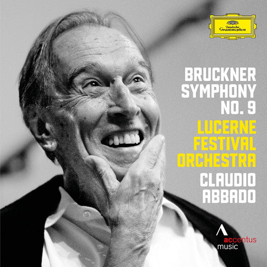 BRUCKNER SYMPHONY NO 9 LP VINYL NEW 2014 33RPM