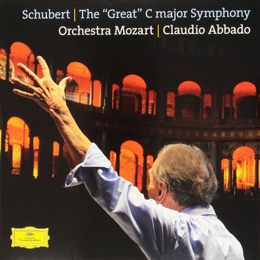 MOZART CLAUDIO ABBADO SCHUBERT C MAJOR SYMPHONY D 944 LP VINYL NEW 33RPM