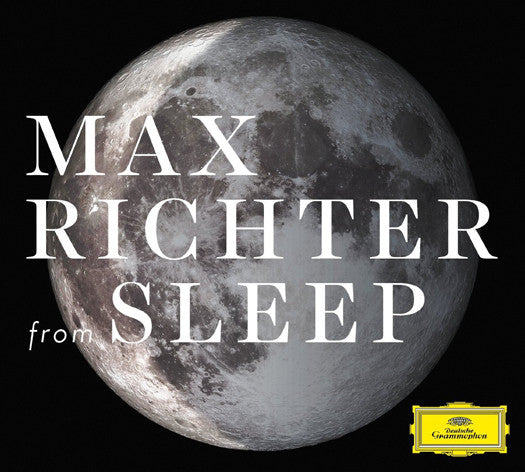 MAX RICHTER FROM SLEEP DOUBLE LP VINYL NEW 33RPM
