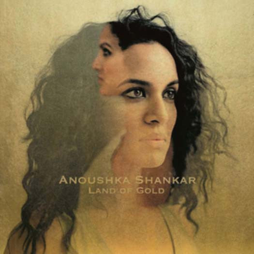 ANOUSHKA SHANKAR LAND OF GOLD LP VINYL NEW