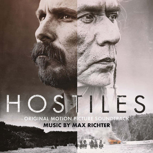 HOSTILES Soundtrack LP Vinyl NEW 2018