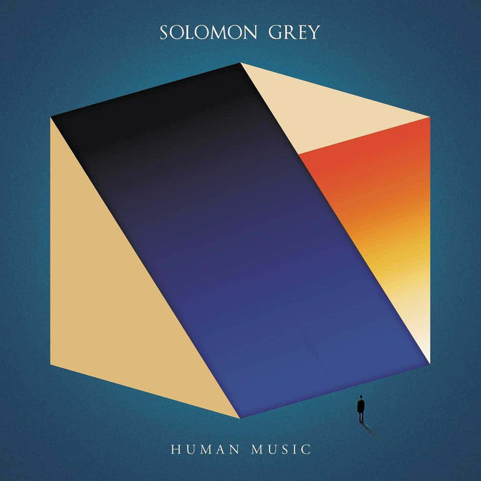 SOLOMON GREY Human Music LP Vinyl NEW 2018